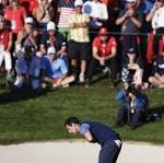 Will Round 2 at Ryder Cup bring more wild momentum swings?