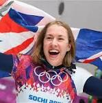 Lizzy Yarnold to appear on 'The Archers' after claiming skeloton gold at the 2014 ...