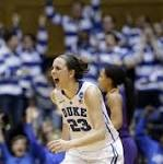 No major upsets in opening day of women's NCAA Tournament