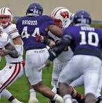 Stave replaces struggling McEvoy in Badgers' ugly loss to Wildcats