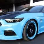 Petty's Garage 2015 Mustang is soon to reach Ford dealerships