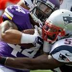 Jerod Mayo, Sealver Siliga Stand Out In Patriots-Vikings Film Review