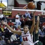 C. Vivian Stringer wins 900th as Rutgers tops USF