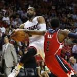 Miami Heat Begin Season by Hosting Wizards