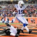NFL suspends Colts' LaVon Brazill