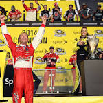 Harvick Is Happy At Homestead – 2014 NASCAR Champ Crowned