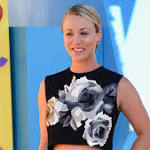 Kaley Cuoco says 30th birthday was best ever