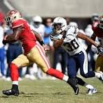 Chargers vs. 49ers: Live San Francisco Score and Analysis