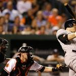 Hafner, Yankees rally past Orioles