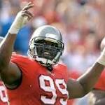 Warren Sapp expects an emotional induction into Pro Football Hall of Fame