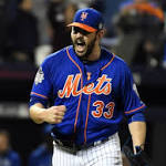 Baseball notebook: Harvey likes future with Mets
