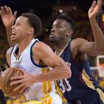 Warriors regroup to top Pelicans for 2-0 series lead