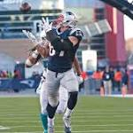 Rob Gronkowski unanimous pick for AP NFL All-Pro team