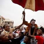 Nigerians celebrate Buhari's win, challenges emerge