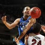 Kentucky's Trey Lyles out Tuesday, maybe longer