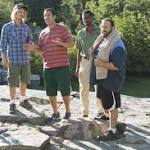 Critics agree: 'Grown Ups 2' is summer's worst movie