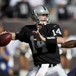 Raiders Need to Keep Drives Alive vs. Cowboys