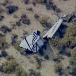Virgin Galactic crash caps off awful week for private spaceflight