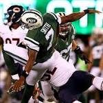 Jets Make Costly Errors in Loss to Chicago Bears on Monday Night