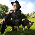 Terry Pratchett: just think of it as leaving early to avoid the rush