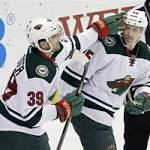 Niederreiter, Wild top Predators 3-2 in overtime