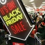 Thanksgiving shopping becomes social, but spending down