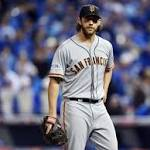Nightengale: Giants win World Series with a 1-man rotation