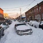 City lifts snow emergency