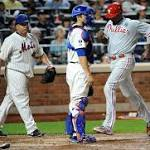 Phils take down Mets