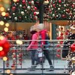Festive joy for retailers as sales growth is fastest in 9 years