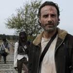 Leader's survival put to test on 'The Walking Dead' season finale