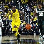 Michigan State's chance at No. 1 seed in NCAA tournament slips away