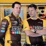 Joe Gibbs Racing announces major crew chief shakeup for 2015 NASCAR ...
