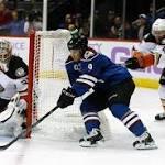 Defensemen score goals as Ducks beat Avalanche 3-2