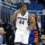 Defense, balanced scoring lifts UConn in American title game