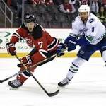 Iain MacIntyre: Canucks hit a fork in the road with loss to Devils