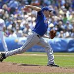 Scott Feldman pitches shutout ball into 7th inning as Chicago Cubs beat New ...