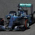 Mercedes Are Revolutionising Formula 1 Pre-Season Testing with Jerez Display