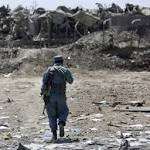 US airstrikes aid Afghan forces pushing Taliban out of Kunduz