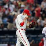 A.J. Burnett, Phillies open 2nd half with loss