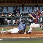 Florida Atlantic stuns No. 1 UNC 3-2 in NCAAs