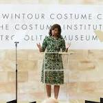 Michelle Obama, designers honor Vogue's Anna Wintour ahead of Met Gala