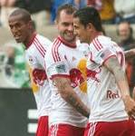 Injury time goal by Olave gives Red Bulls 2-2 tie