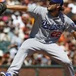 Dodgers' Kershaw among finalists for Miller Award
