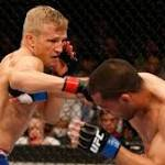 UFC 177: Substitute offers little resistance for champ Dillashaw