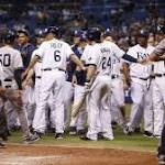 Frustrated Yankees Lose as Benches Clear