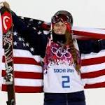 Olympics: Sarah Burke remembered by medalists in women's freestyle skiing ...