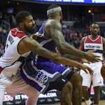 Bradley Beal, Wizards need overtime to fight off DeMarcus Cousins, Kings