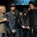 Motley Crue band members take legal steps to plan tidy end to group's long run