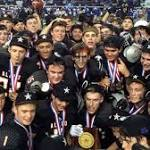 Class 5A Div. I final: Luke Bishop does it all to bring home fifth title in six years for ...